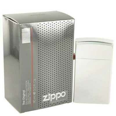 Zippo Silver By Zippo Eau De Toilette Refillable Spray 3 Oz (pack of 1 Ea)