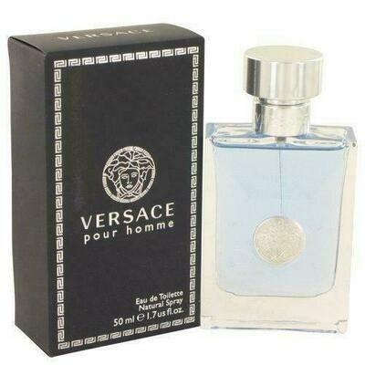 Versace Pour Homme By Versace Eau De Toilette Spray 1.7 Oz (pack of 1 Ea)