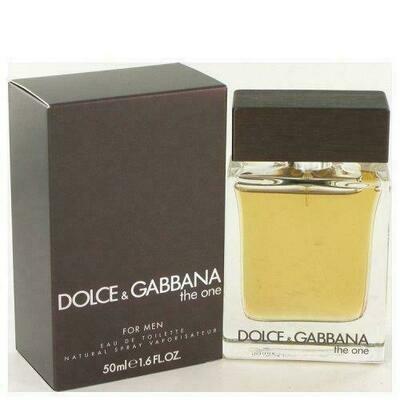 The One By Dolce & Gabbana Eau De Toilette Spray 1.6 Oz (pack of 1 Ea)