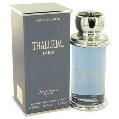 Thallium By Parfums Jacques Evard Eau De Toilette Spray 3.3 Oz (pack of 1 Ea)