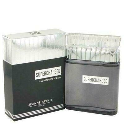 Supercharged By Jeanne Arthes Eau De Toilette Spray 3.3 Oz (pack of 1 Ea)