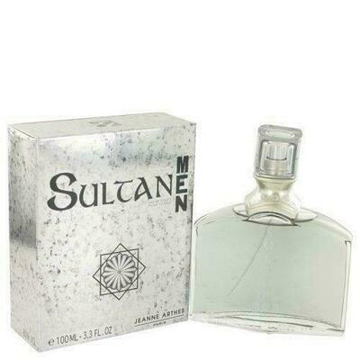 Sultan By Jeanne Arthes Eau De Toilette Spray 3.3 Oz (pack of 1 Ea)