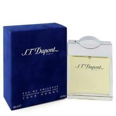 St Dupont By St Dupont Eau De Toilette Spray 3.4 Oz (pack of 1 Ea)