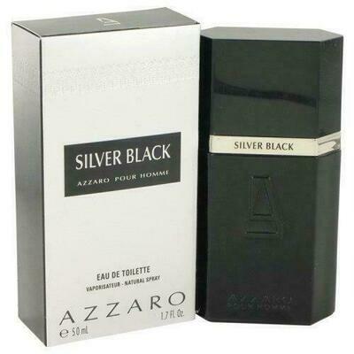 Silver Black By Loris Azzaro Eau De Toilette Spray 1.7 Oz (pack of 1 Ea)