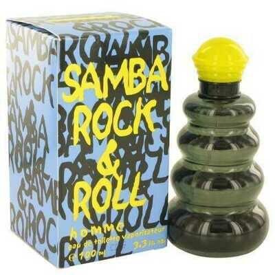 Samba Rock & Roll By Perfumers Workshop Eau De Toilette Spray 3.4 Oz (pack of 1 Ea)