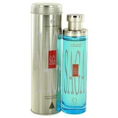Saga By Eclectic Collections Eau De Parfum Spray 3.4 Oz (pack of 1 Ea)