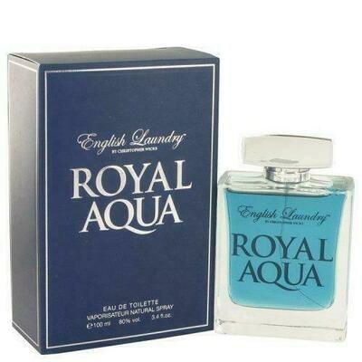 Royal Aqua By English Laundry Eau De Toilette Spray 3.4 Oz (pack of 1 Ea)