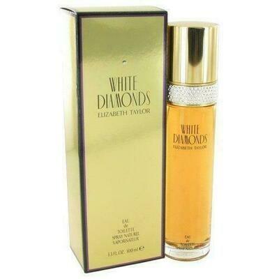 White Diamonds By Elizabeth Taylor Eau De Toilette Spray 3.3 Oz (pack of 1 Ea)