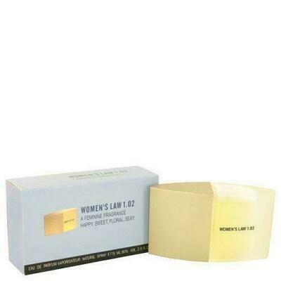 Women's Law By Monceau Eau De Parfum Spray 2.5 Oz (pack of 1 Ea)