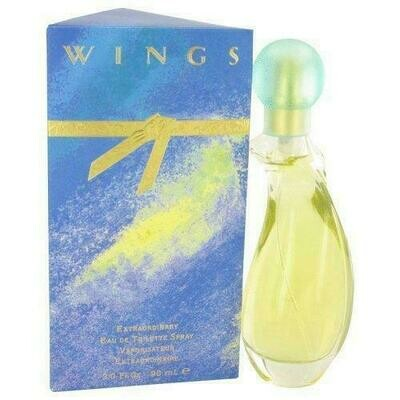 Wings By Giorgio Beverly Hills Eau De Toilette Spray 3 Oz (pack of 1 Ea)