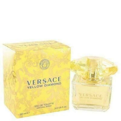 Versace Yellow Diamond By Versace Eau De Toilette Spray 3 Oz (pack of 1 Ea)