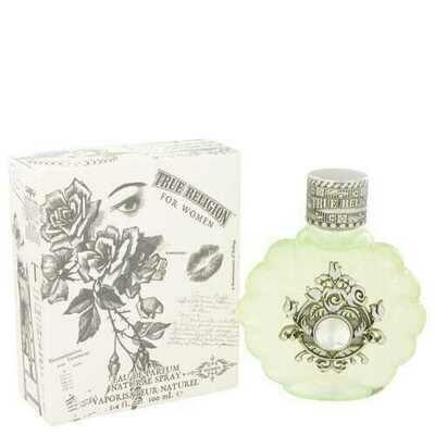 True Religion by True Religion Eau De Parfum Spray 3.4 oz (Women)