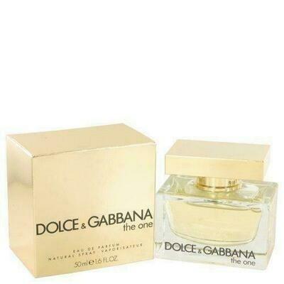 The One By Dolce & Gabbana Eau De Parfum Spray 1.7 Oz (pack of 1 Ea)
