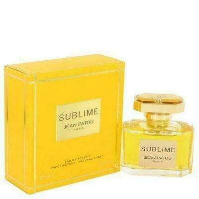 Sublime By Jean Patou Eau De Toilette Spray 1.7 Oz (pack of 1 Ea)