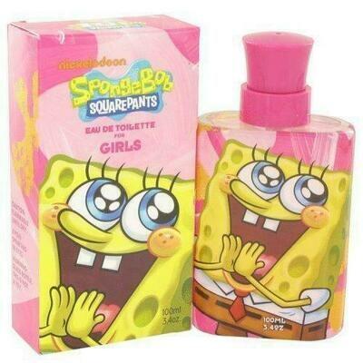 Spongebob Squarepants By Nickelodeon Eau De Toilette Spray 3.4 Oz (pack of 1 Ea)