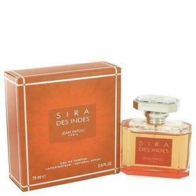 Sira Des Indes By Jean Patou Eau De Parfum Spray 2.5 Oz (pack of 1 Ea)