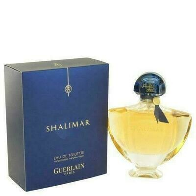 Shalimar By Guerlain Eau De Toilette Spray 3 Oz (pack of 1 Ea)