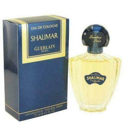 Shalimar By Guerlain Eau De Cologne Spray 2.5 Oz (pack of 1 Ea)