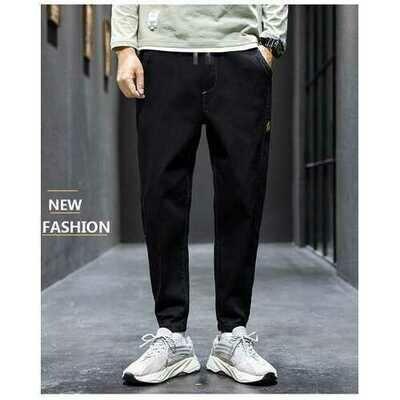 Slim Casual Plus Jeans Harem Pants
