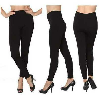 Case of [36] Isadora Seamless Leggings With Brushed Lining