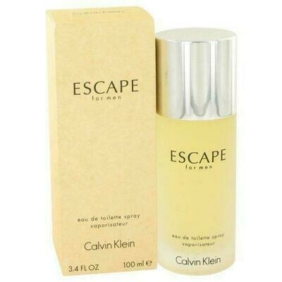 Escape By Calvin Klein Eau De Toilette Spray 3.4 Oz (pack of 1 Ea)