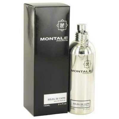Montale Soleil De Capri By Montale Eau De Parfum Spray 3.3 Oz (pack of 1 Ea)