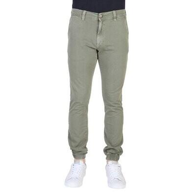 Carrera Jeans Men's Denim Jeans - Green / White