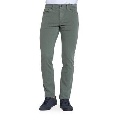 Carrera Jeans Men's Denim Jeans - Green / Grey