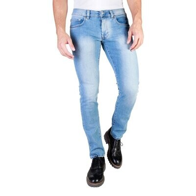 Carrera Jeans Men's Blue Denim Jeans