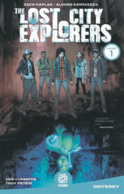 The Lost City Explorers Vol 1