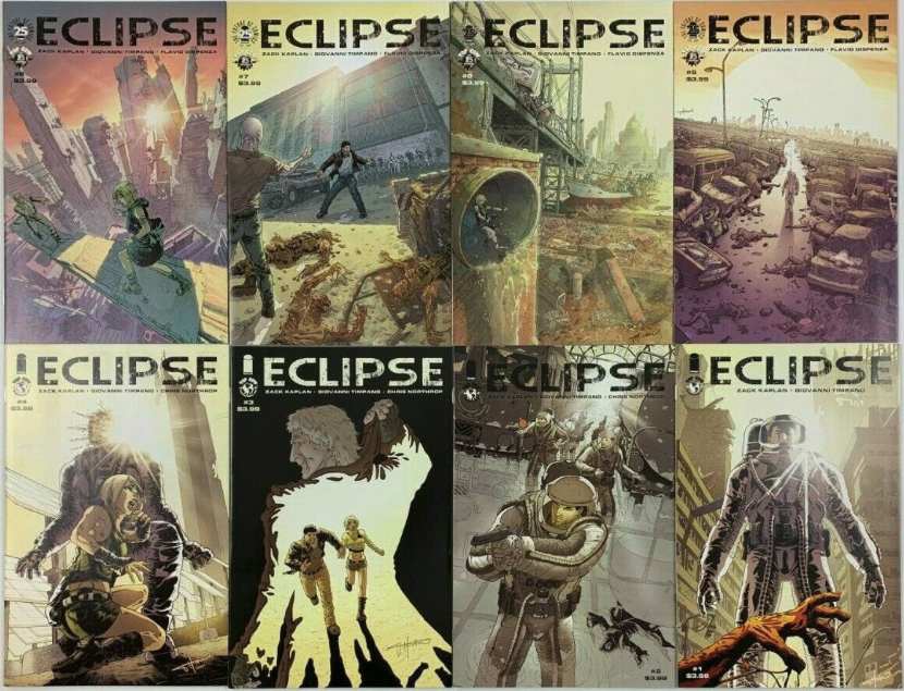 Eclipse #1-8 Bundle