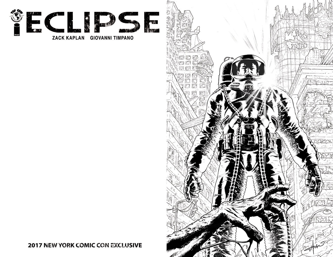 Eclipse #1 Convention Variant
