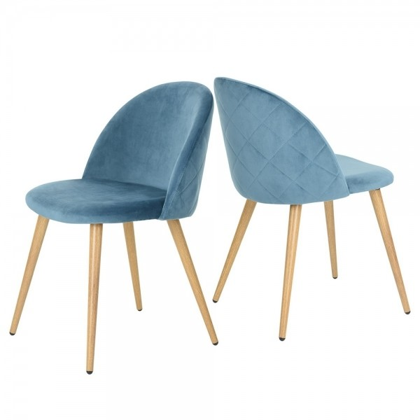 Dining Chair (Zomba Blue)