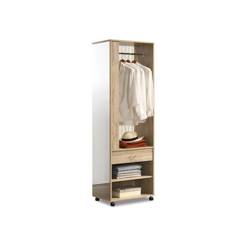 Mini Wardrobe with mirror