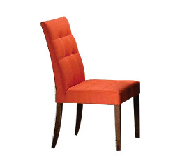 Dining Chair (Orange)
