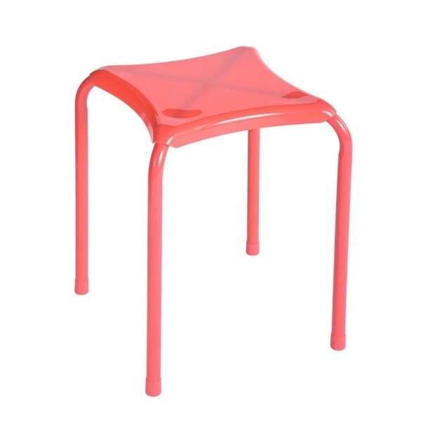 Stool (Frey Red)