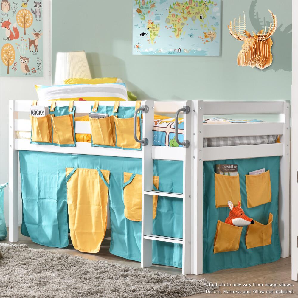 [PRE-ORDER] Children bed with ladder