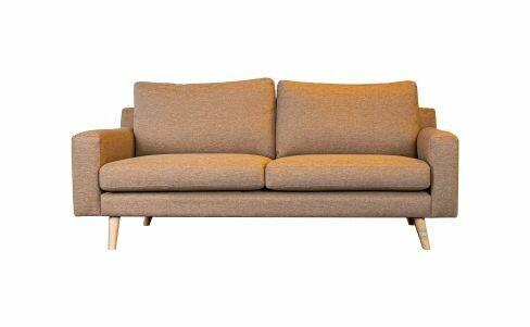 Fabric Sofa 2 Seater