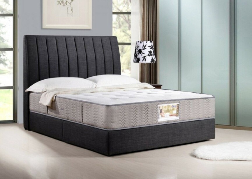 """[FREE 2 VONO PILLOW] Vono 9"""" Mattress Back Care Collection (Back Relaxer II) - Queen/King"""