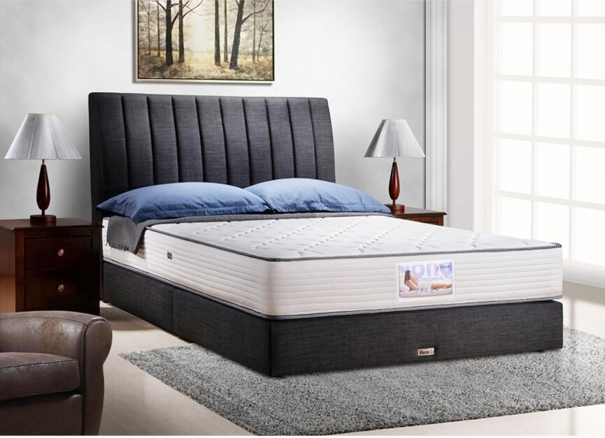 "[FREE 2 VONO PILLOWS] Vono 11"" Mattress Back Care Collection (Orthopaedic Pro) - Queen/King"