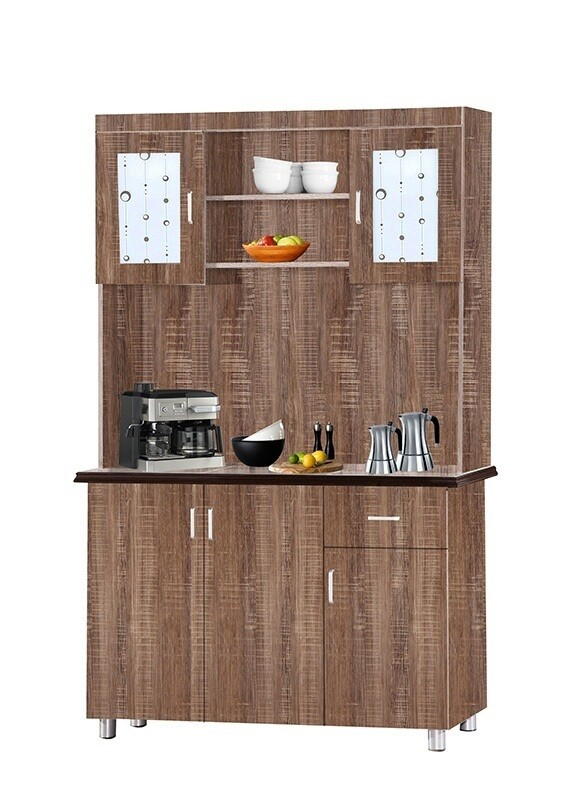 4' High Kitchen Cabinet