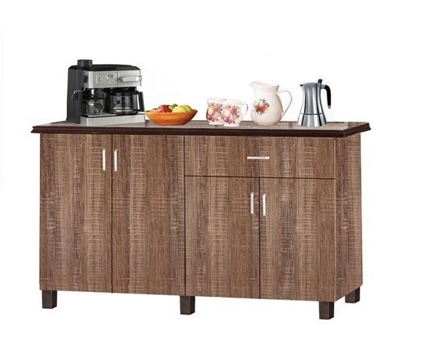 5' Low Kitchen Cabinet