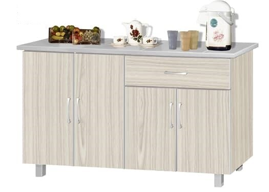 5' Low Kitchen Cabinet