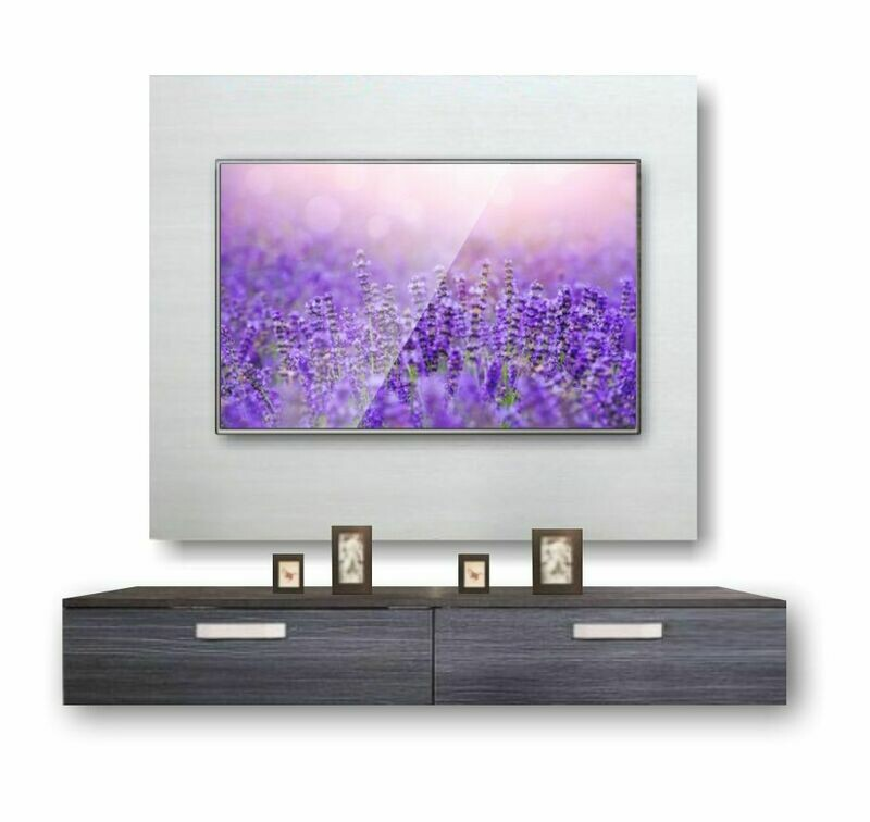 [2 in 1 combo] 4' Hall TV Cabinet + 2 drawer tv cabinet