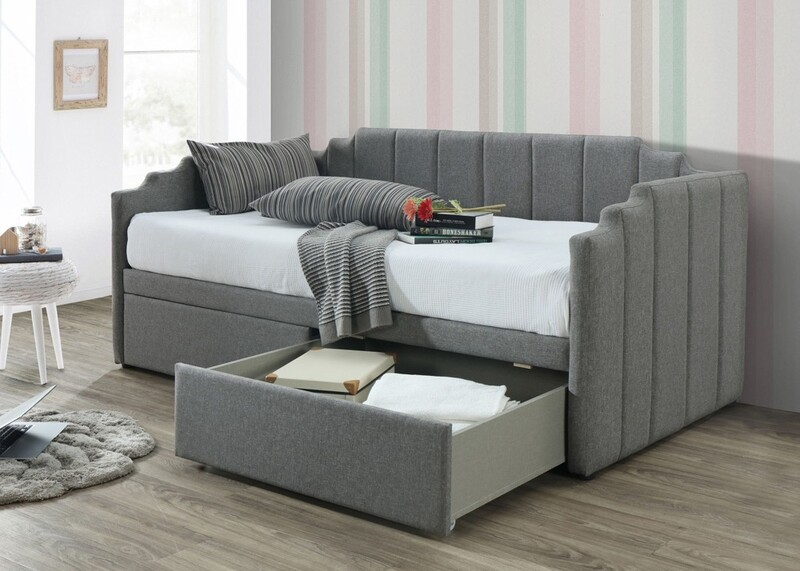 Divan Bed with 2 Drawers - Single Size