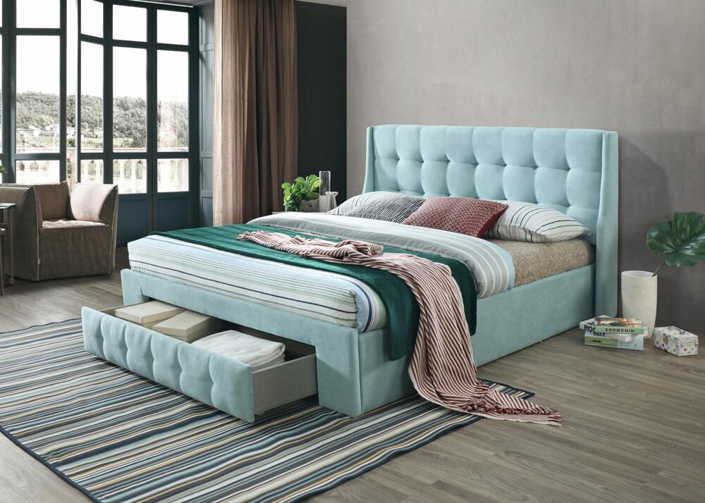 Divan Bed with Drawer - Queen