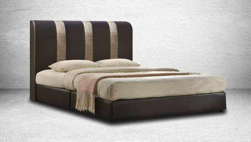 PVC Divan Bed - Queen Size