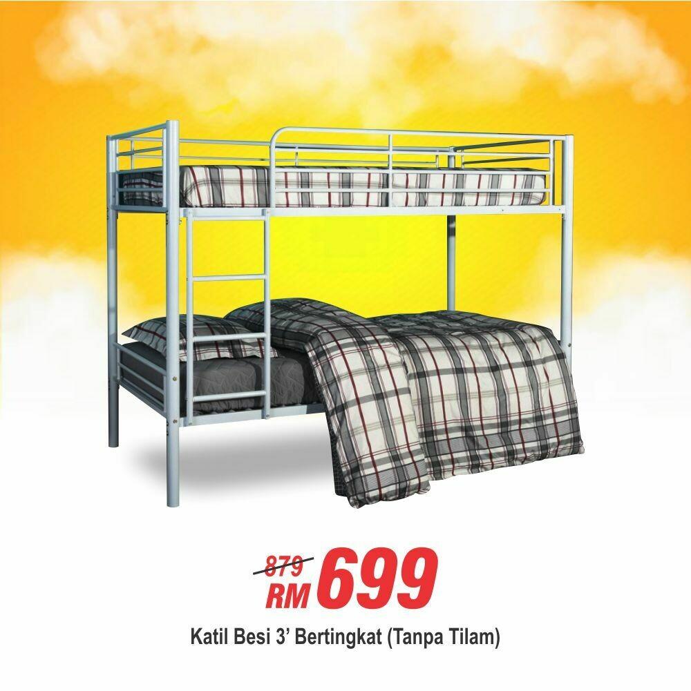 Double Decker bed - Single Size