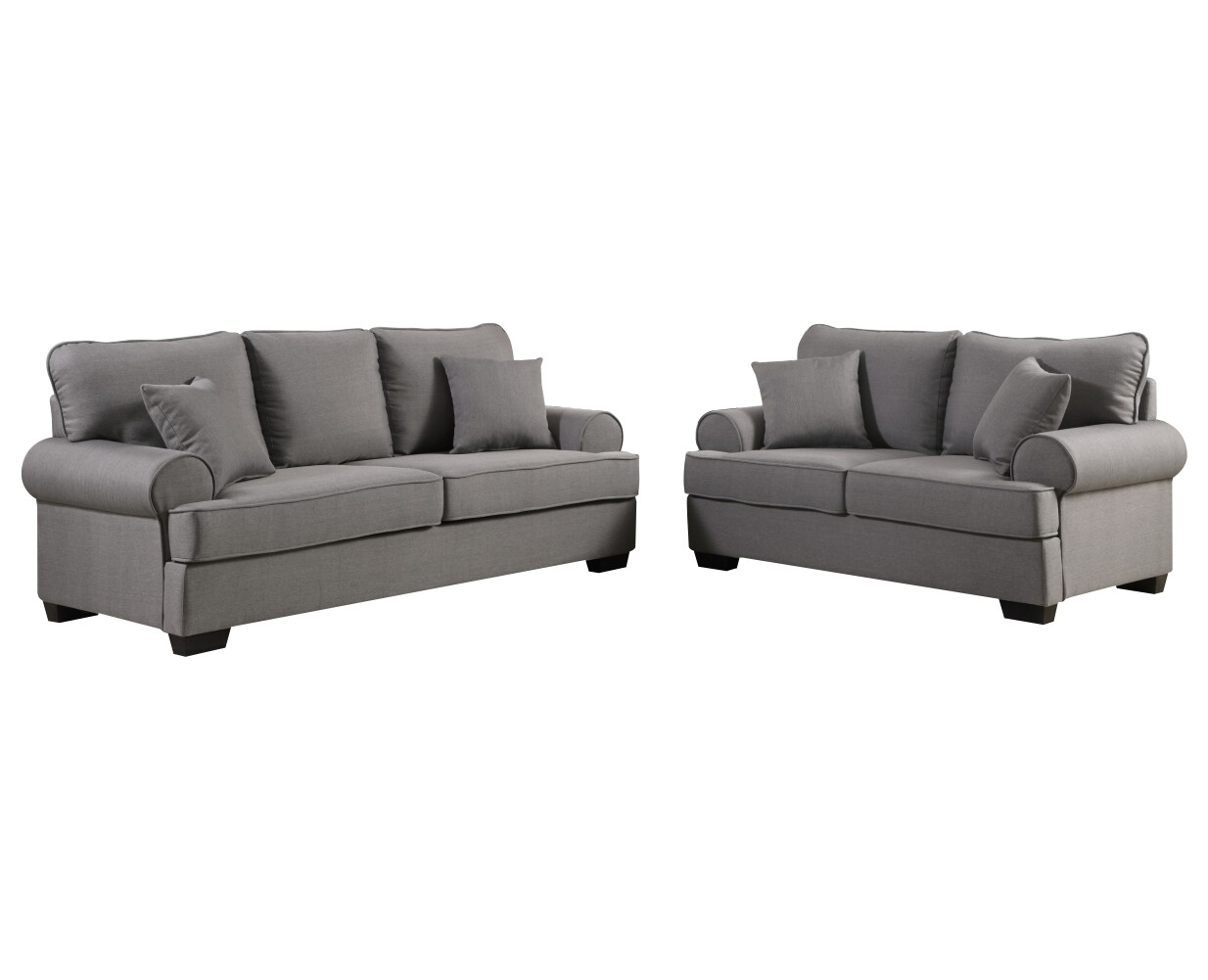 Fabric Sofa 2+3 Seater