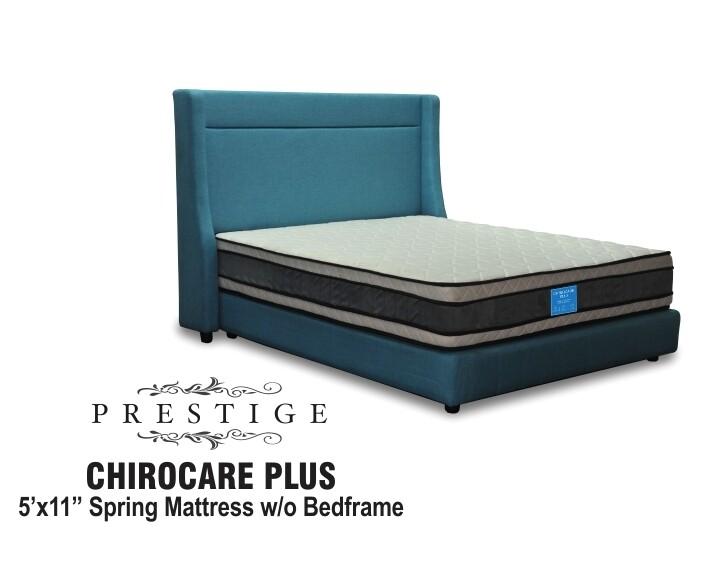 11 inch Chiro Plus Spring Mattress - Queen/King